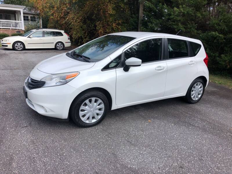 2015 Nissan Versa Note for sale at Dorsey Auto Sales in Anderson SC
