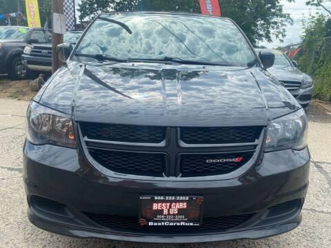 2015 Dodge Grand Caravan for sale at Best Cars R Us in Plainfield NJ