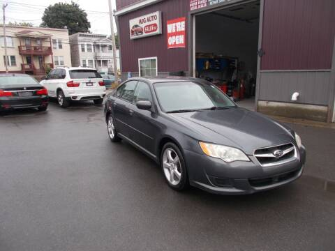 2009 Subaru Legacy for sale at Mig Auto Sales Inc in Albany NY