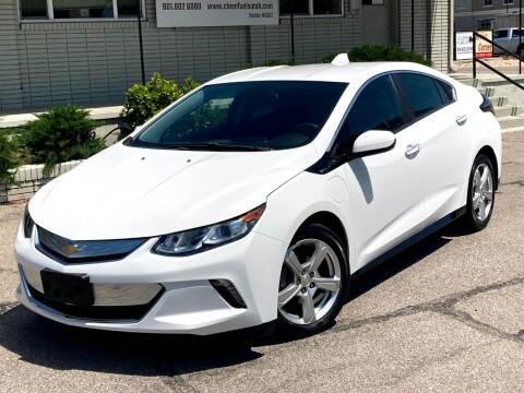 2018 Chevrolet Volt for sale at Clean Fuels Utah - SLC in Salt Lake City UT