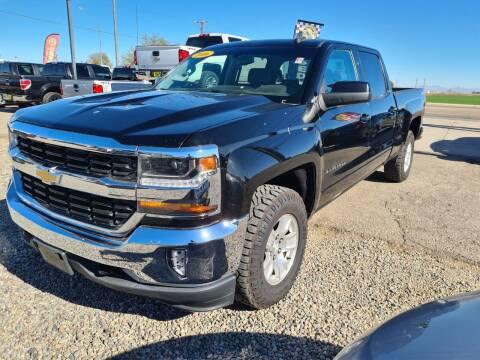 2016 Chevrolet Silverado 1500 for sale at A AND A AUTO SALES in Gadsden AZ