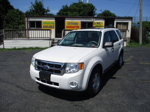 2010 Ford Escape for sale at Unlimited Auto Sales Inc. in Mount Sinai NY