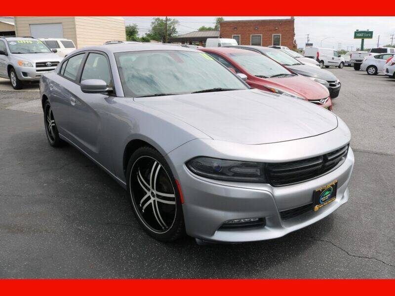 2015 Dodge Charger for sale at AUTO POINT USED CARS in Rosedale MD