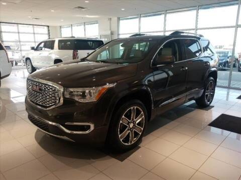 2019 GMC Acadia for sale at Herman Jenkins Used Cars in Union City TN