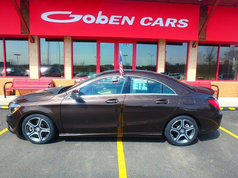 2014 Mercedes-Benz CLA for sale in Madison, WI
