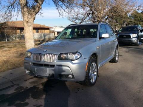 2007 BMW X3 for sale at Auto Brokers in Sheridan CO