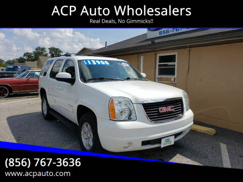 2013 GMC Yukon for sale at ACP Auto Wholesalers in Berlin NJ