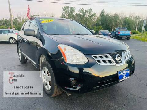 2011 Nissan Rogue for sale at Transportation Center Of Western New York in Niagara Falls NY