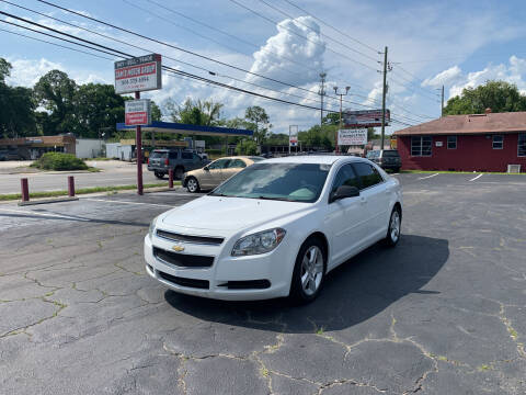 2012 Chevrolet Malibu for sale at Sam's Motor Group in Jacksonville FL