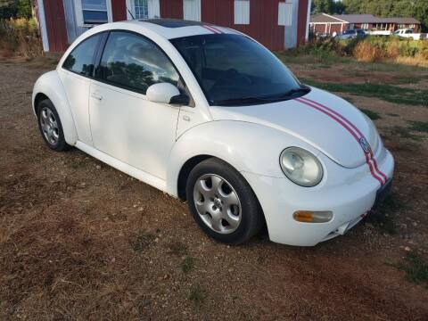 2002 Volkswagen New Beetle for sale at AJ's Autos in Parker SD