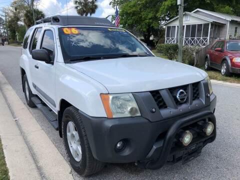 2006 Nissan Xterra for sale at Castagna Auto Sales LLC in Saint Augustine FL