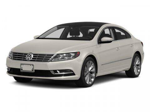 2014 Volkswagen CC for sale at TRAVERS GMT AUTO SALES - Traver GMT Auto Sales West in O Fallon MO