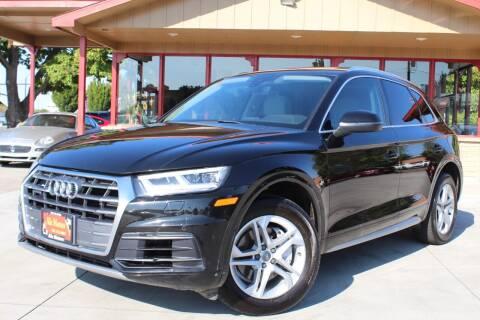 2018 Audi Q5 for sale at ALIC MOTORS in Boise ID