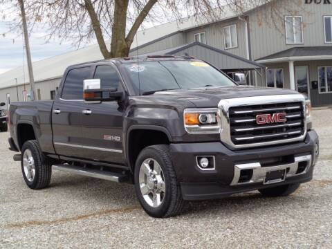 2015 GMC Sierra 2500HD for sale at Burkholder Truck Sales LLC (Edina) in Edina MO