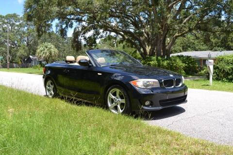 2013 BMW 1 Series for sale at Car Bazaar in Pensacola FL