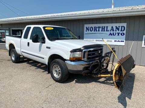 1999 Ford F-250 Super Duty for sale at Northland Auto in Humboldt IA