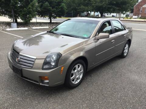 2006 Cadillac CTS for sale at Bromax Auto Sales in South River NJ