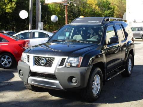 2014 Nissan Xterra for sale at Bill Leggett Automotive, Inc. in Columbus OH