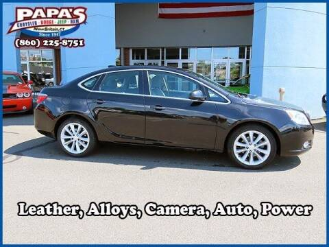 2016 Buick Verano for sale at Papas Chrysler Dodge Jeep Ram in New Britain CT
