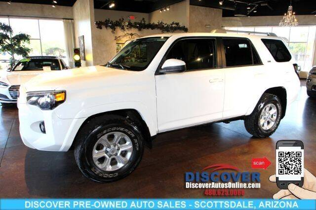 2015 Toyota 4Runner for sale at Discover Pre-Owned Auto Sales in Scottsdale AZ