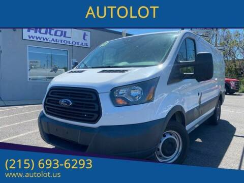 2015 Ford Transit Cargo for sale at AUTOLOT in Bristol PA