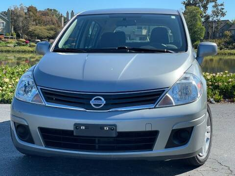 2011 Nissan Versa for sale at Continental Car Sales in San Mateo CA