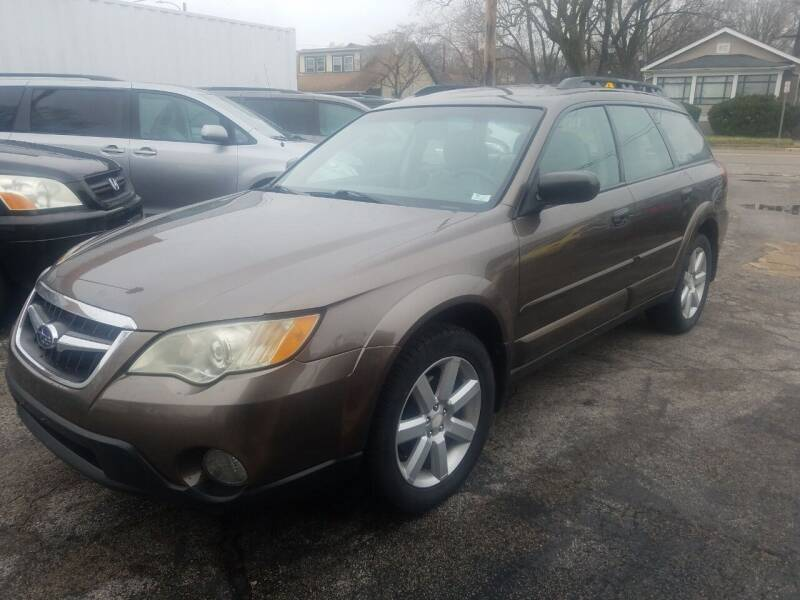 2009 Subaru Outback for sale at Best Deal Motors in Saint Charles MO