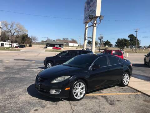 2009 Mazda MAZDA6 for sale at Patriot Auto Sales in Lawton OK