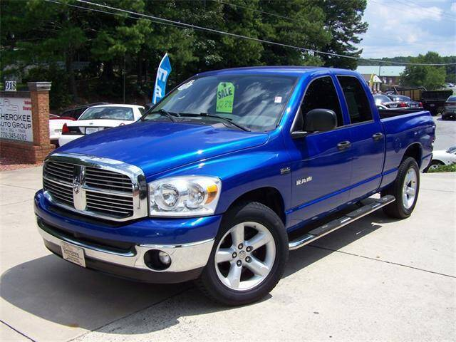 2008 Dodge Ram Pickup 1500 for sale at Jordan Auto Group in Paterson NJ