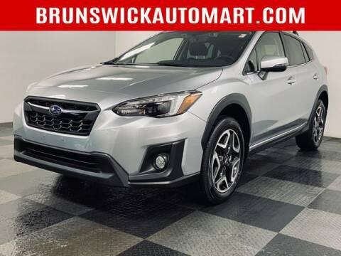 2019 Subaru Crosstrek for sale at Brunswick Auto Mart in Brunswick OH