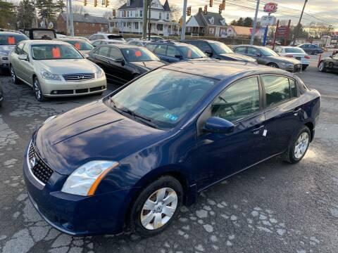 2009 Nissan Sentra for sale at Masic Motors, Inc. in Harrisburg PA