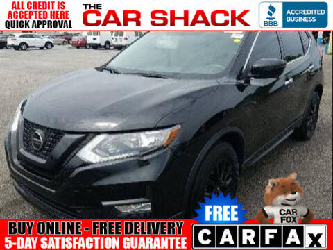 2018 Nissan Rogue for sale at The Car Shack in Hialeah FL