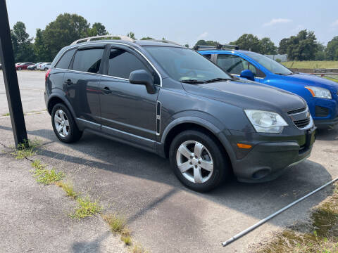 2012 Chevrolet Captiva Sport for sale at Auto Credit Xpress - Sherwood in Sherwood AR
