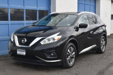2017 Nissan Murano for sale at IdealCarsUSA.com in East Windsor NJ