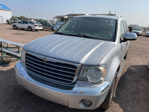 2009 Chrysler Aspen for sale at PYRAMID MOTORS - Fountain Lot in Fountain CO
