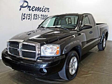 2006 Dodge Dakota for sale at Premier Automotive Group in Milford OH