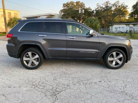 2014 Jeep Grand Cherokee for sale at Consumer Auto Credit in Tampa FL