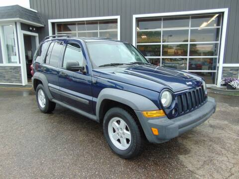 2007 Jeep Liberty for sale at Akron Auto Sales in Akron OH