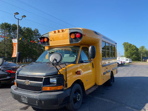 2009 Chevrolet Express Cutaway for sale at Affordable Auto Sales in Webster WI