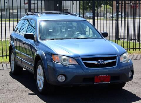 2008 Subaru Outback for sale at Avanesyan Motors in Orem UT
