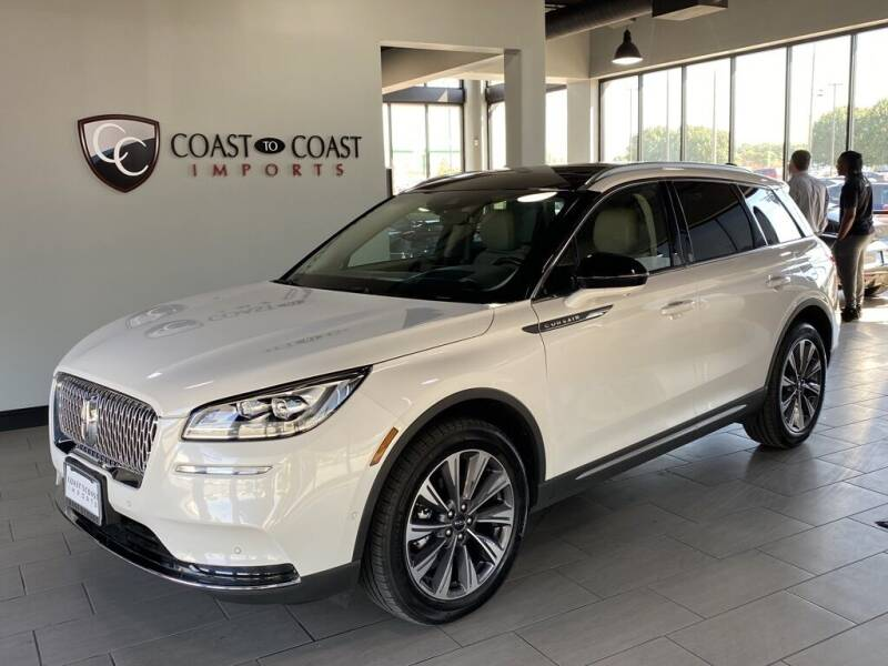 2020 Lincoln Corsair for sale at Coast to Coast Imports in Fishers IN