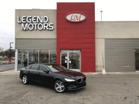 2018 Volvo S90 for sale at Legend Motors of Waterford - Legend Motors of Detroit in Detroit MI