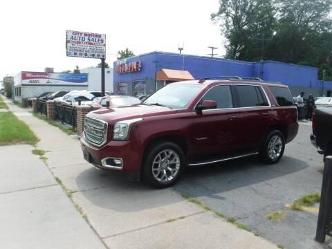 2016 GMC Yukon for sale at City Motors Auto Sale LLC in Redford MI