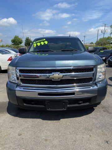 2009 Chevrolet Silverado 1500 for sale at Mastro Motors in Garden City MI