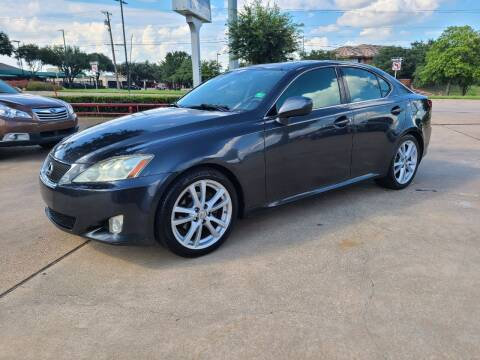 2006 Lexus IS 250 for sale at CityWide Motors in Garland TX