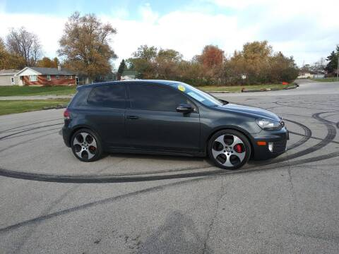 2012 Volkswagen GTI for sale at Magana Auto Sales Inc in Aurora IL