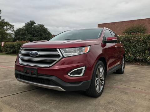 2016 Ford Edge for sale at Italy Auto Sales in Dallas TX