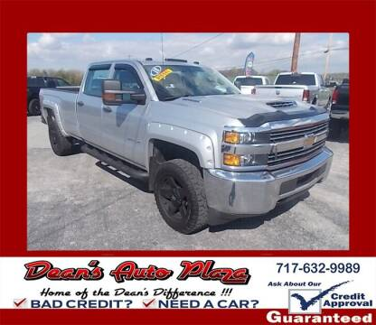 2018 Chevrolet Silverado 2500HD for sale at Dean's Auto Plaza in Hanover PA