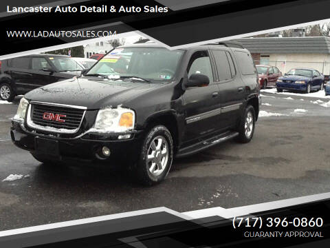 2004 GMC Envoy XL for sale at Lancaster Auto Detail & Auto Sales in Lancaster PA