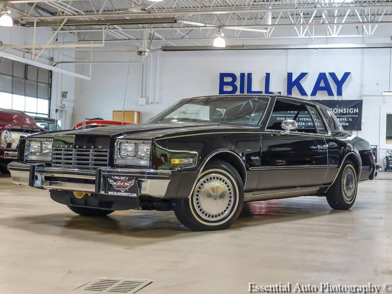 1979 Oldsmobile Toronado for sale at Bill Kay Corvette's and Classic's in Downers Grove IL